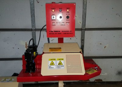 heat-sealer-control-panel